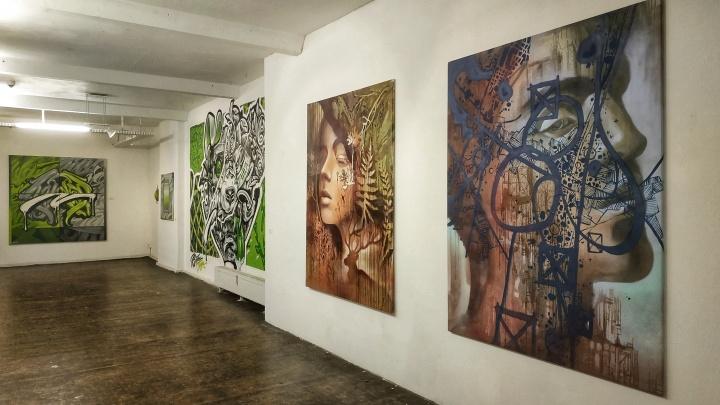 Сибирские художники собрали пять тысяч человек на выставку в Берлине