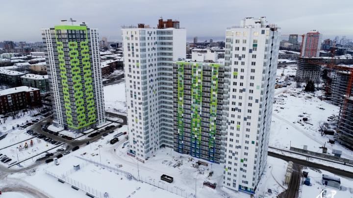 От центра до окраин: какое жилье построят в Перми до конца 2020 года? Карта