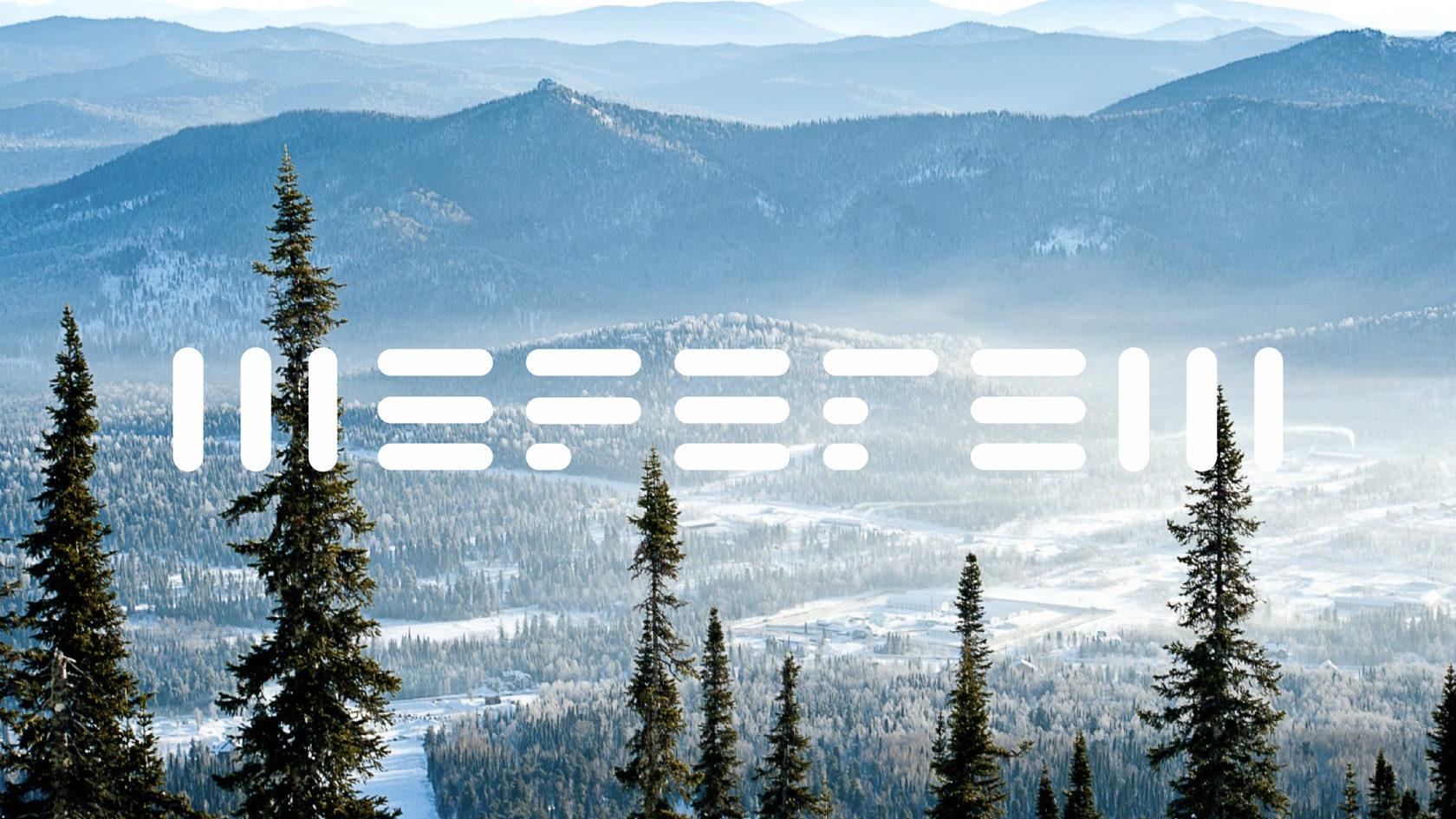 Дизайнеры объяснили, что форма написания напоминает доски для сноуборда и снежные наплывы