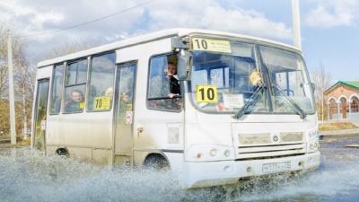 Обновленные расписание и карта маршрутов автобусов№ 9/61 и№ 10/7у в Архангельске