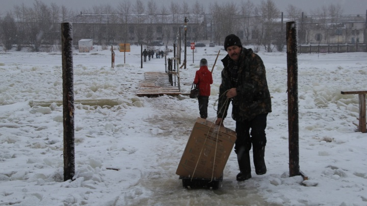 Ледовые переправы в Архангельской области откроют в конце 2019 года