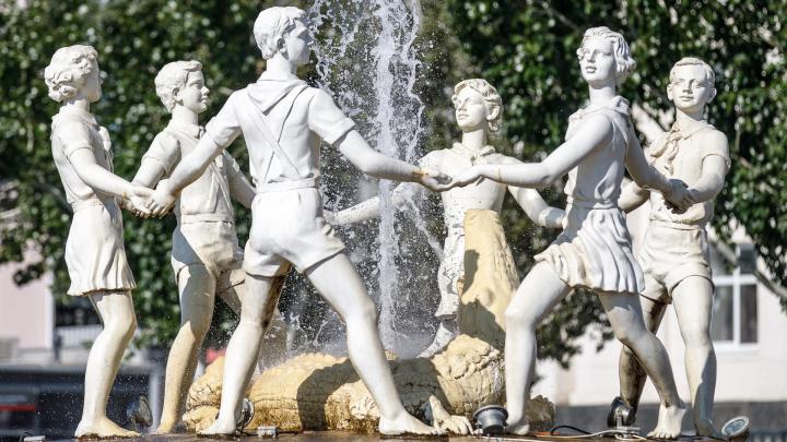 В Волгограде предлагают убрать открытый Путиным фонтан — символ стойкости Сталинграда