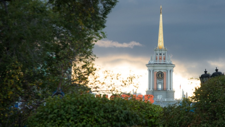 Екатеринбург за три дня. День первый: шубы, ратуша, фонтан