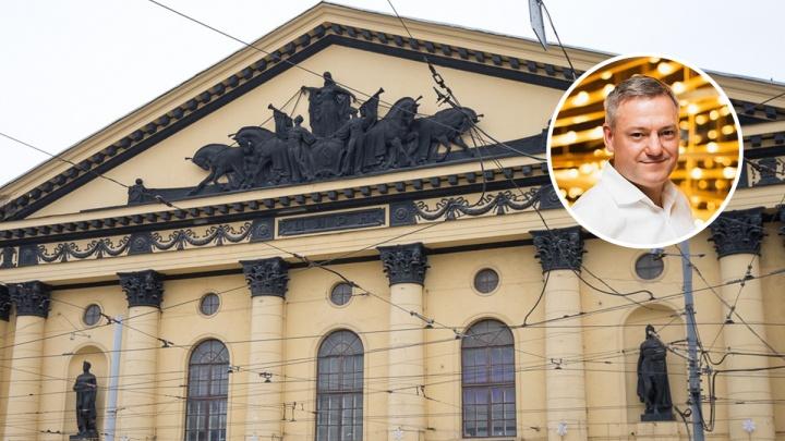 Экс-директор Ростовского цирка Дмитрий Резниченко опроверг информацию о финансовых махинациях