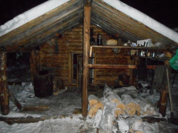 Дом, где произошло убийство
