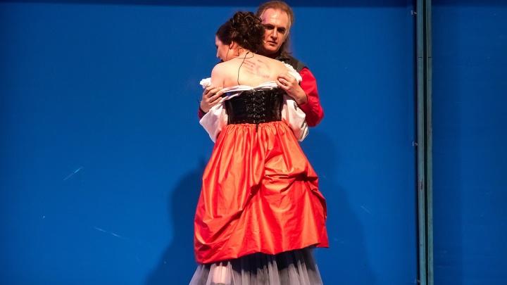Мюзикл ТОDD от «Короля и Шута» в Ростове — показываем спектакль через объектив 161.RU