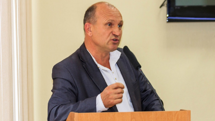 «Стало плохо во время волейбола»: в Волгоградской области скоропостижно умер глава района
