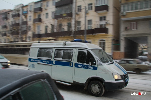 Уголовное дело расследует полиция