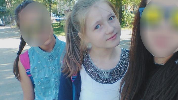 В Екатеринбурге полицейские нашли школьницу, пропавшую неделю назад