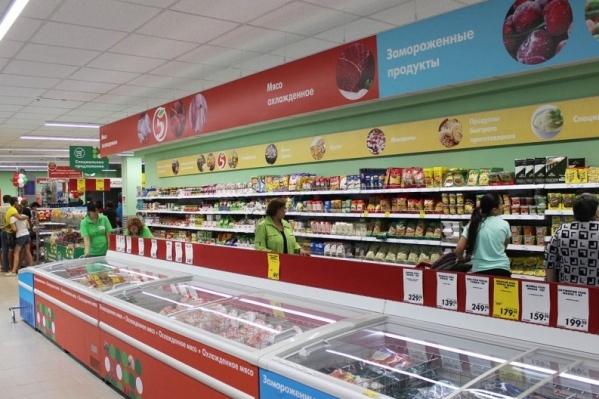 Первый магазин на месте ROSA откроется уже в августе