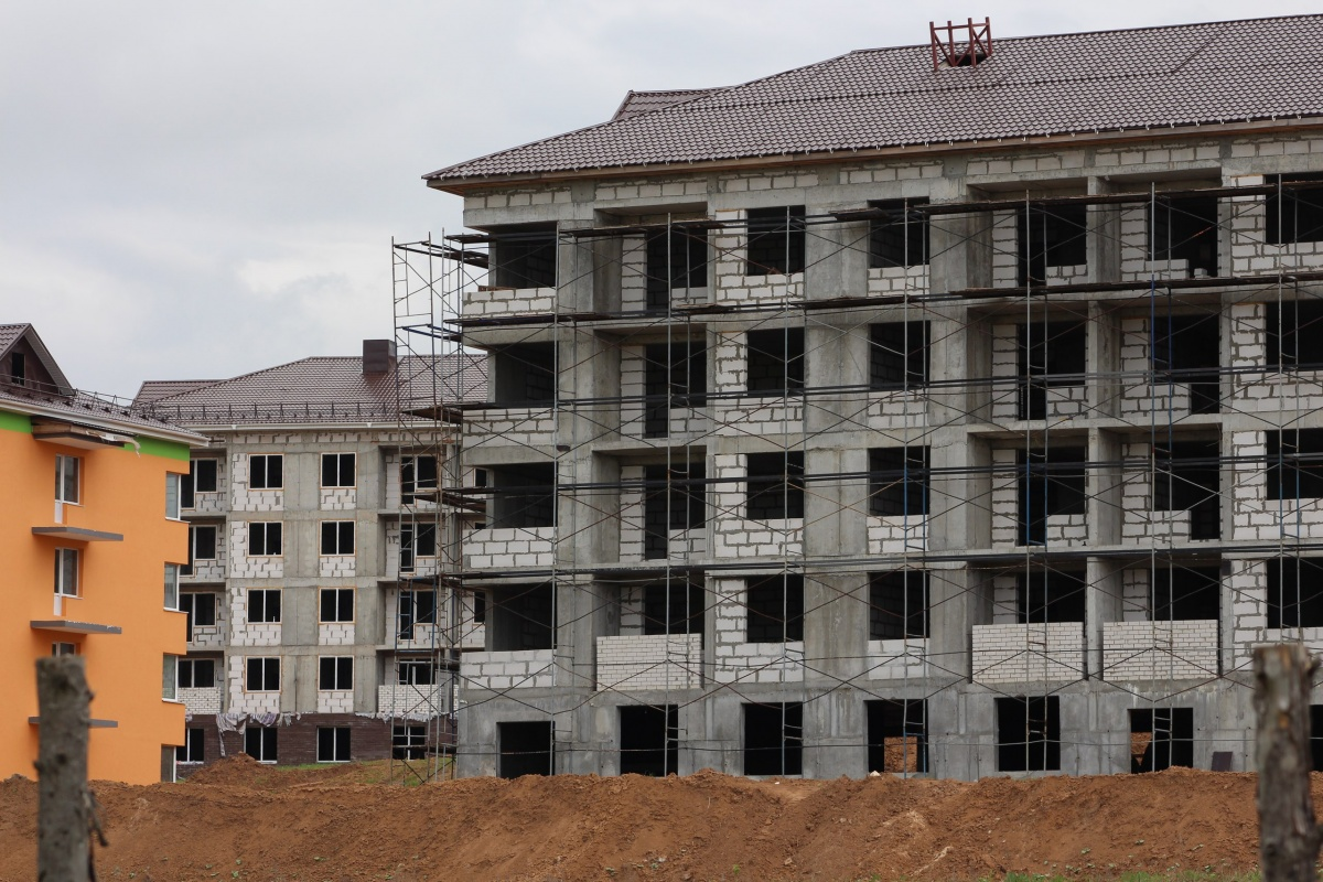 3,5 млрд руб. нужно надостройкуЖК «Новинки Смарт City»