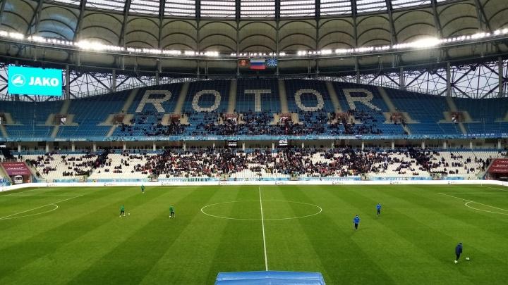 Боевая ничья: «Ротор» не смог одолеть «Краснодар-2»