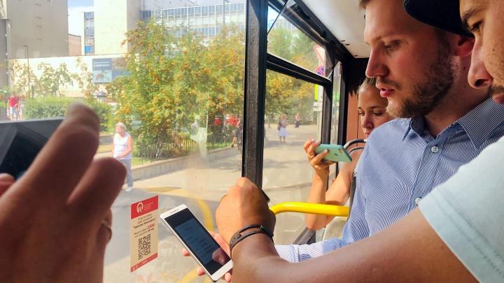 После жалоб на неработающие терминалы в автобусы запустили тайного контролера-чиновника