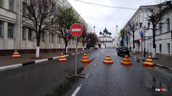 «Идёшь ногами и деньги оставляешь»: в Ярославле хотят перекрыть центр и сделать его пешеходным