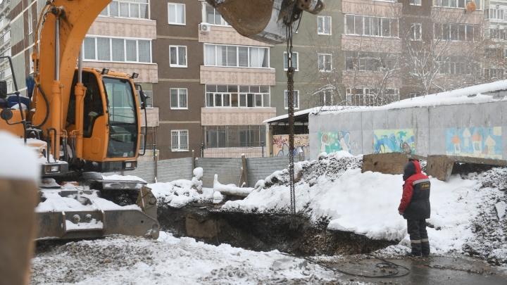 На Эльмаше на месяц закроют автомобильное движение по оживленной улице