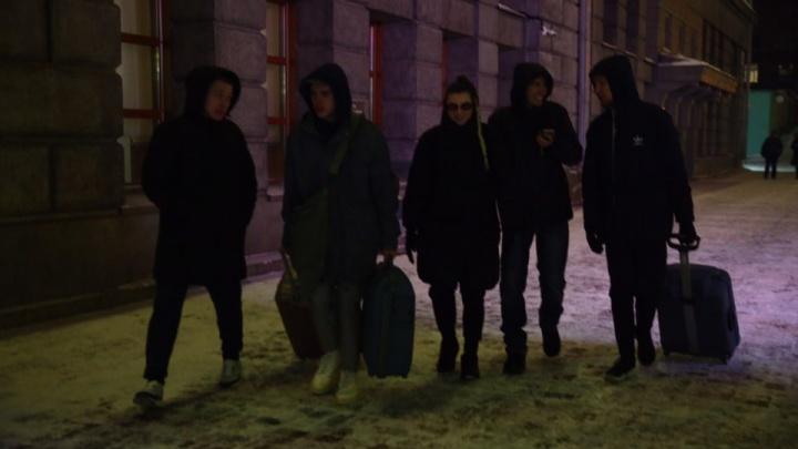 Полиция отпустила всех участников группы IC3PEAK