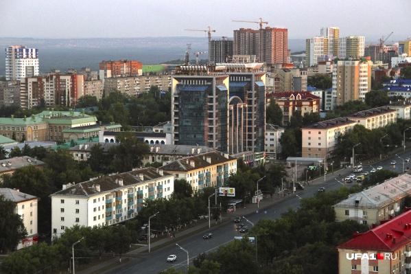 Жители Башкирии берут жилье в ипотекуохотнее, чем население других регионов
