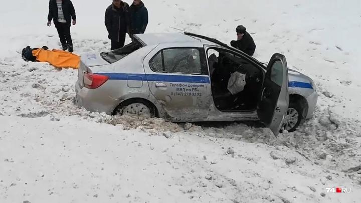 Водитель фуры, который устроил массовое ДТП с участием полицейских из Башкирии, пойдет под суд