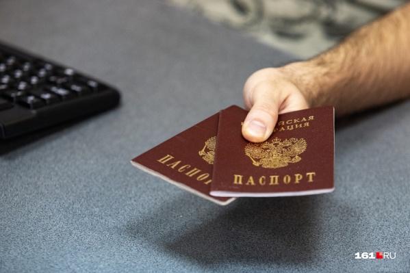 К ноябрю 2019 года российские паспорта получили 170 тысяч жителей ЛНР и ДНР