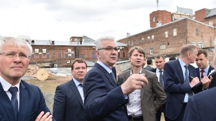 На улице Вайнера запланировали снос трёх старых зданий