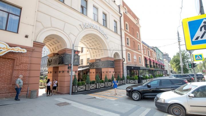 Департамент автодорог Ростова перекроет переулок, непригодный для движения