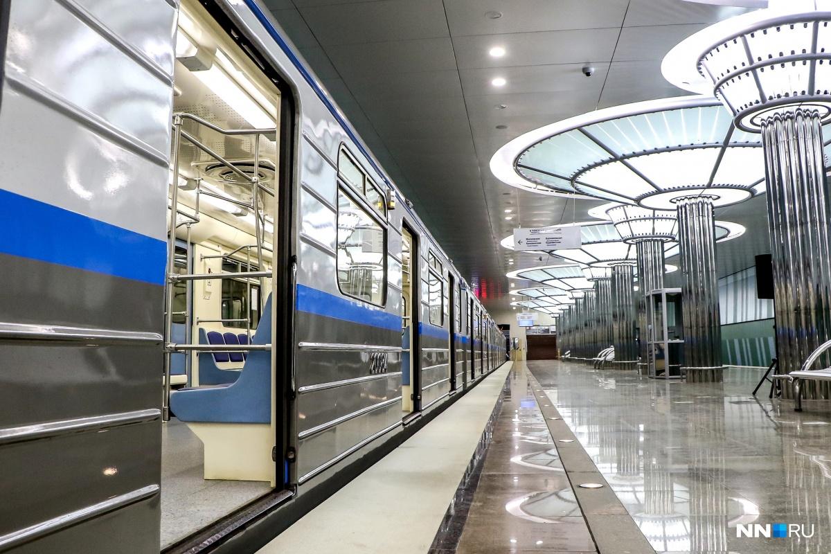 Новая станция метро «Стрелка» пользуется особой популярностью у нижегородцев только во время мероприятий на стадионе