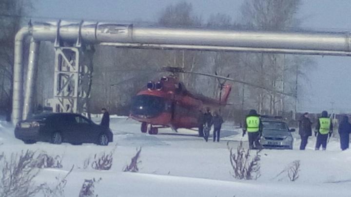 «Один парень вылетел в окно»: как случилась авария по пути в Шерегеш со слов очевидца