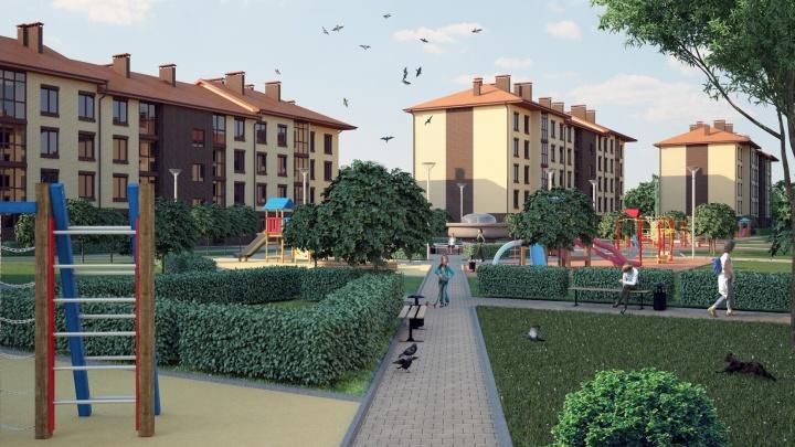 Дома из кирпича и не выше пяти этажей: новый тренд в строительстве стал популярным у тюменцев