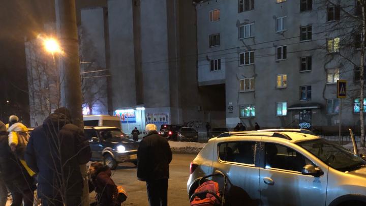 В Северодвинске водитель сбил на пешеходном переходе мать с ребёнком