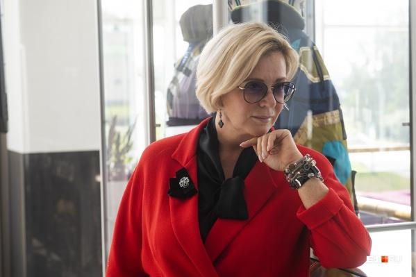 Татьяна Ярошевская уходит с муниципальной службы в столичный театр