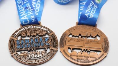 Бегу, потому что люблю: в конце августа в Самаре пройдет марафон