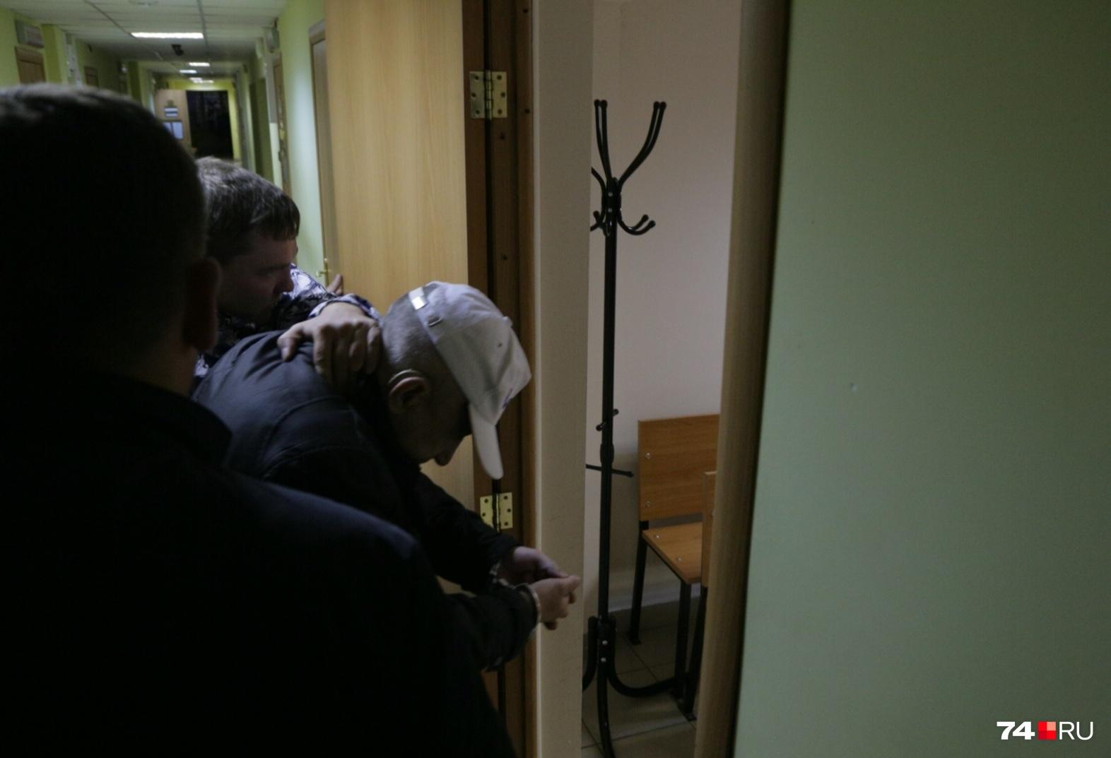На задержанного изначально инвалида силовикам указали его соседи
