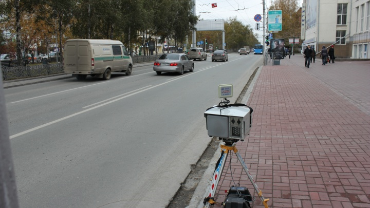 «Гаишники» рассекретили все свои камеры: НГС нашел, где и что они утаили
