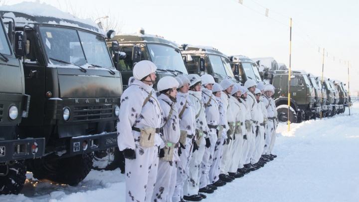 В Самарской области военных подняли по тревоге
