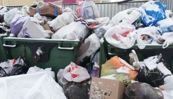 Челябинцам с декабря насчитали по-новому плату за мусор. Ранее объявили, что сделают это с января