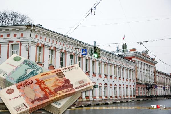 В Ярославле чиновники уже несколько лет не могут спасти городской бюджет от кредитного рабства