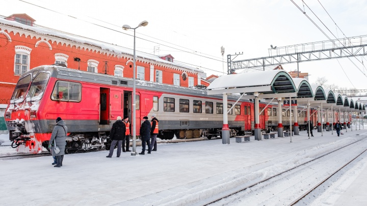 На станцию Пермь I будут ездить две дополнительные электрички