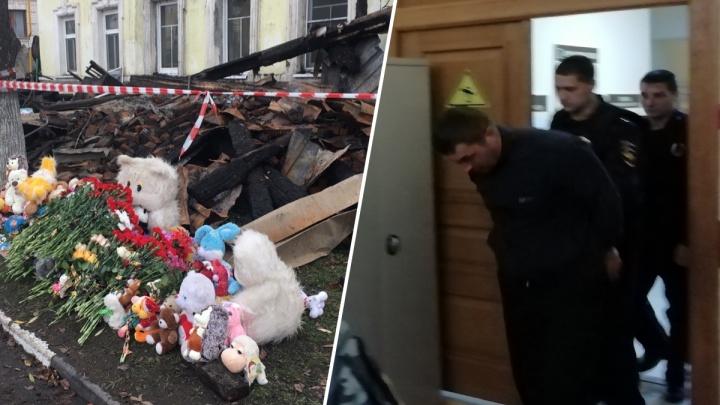 Жил неподалёку: что известно о человеке, подозреваемом в поджоге дома в Ростове