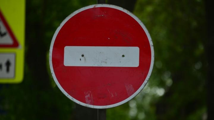 Ещё месяц пробок: дорожники продлили сроки перекрытия улицы Гражданской у Макаровского моста