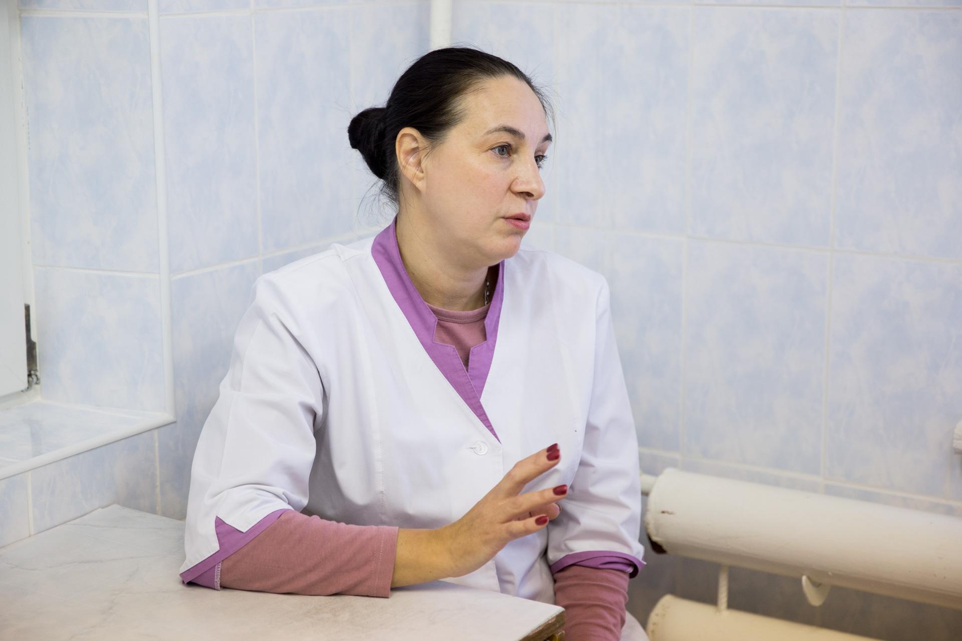 Наталья Максименко вот уже 20 лет не делает аборты