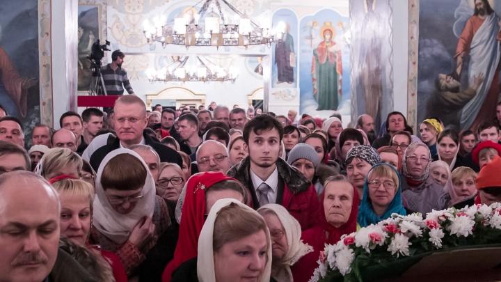В конце ноября в Архангельск привезут одну из главных святынь Крыма