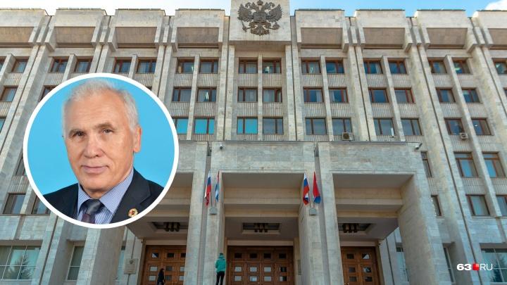Еще один высокопоставленный чиновник правительства Самарской области ушел в отставку