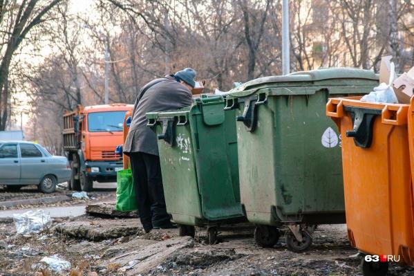 Довольных мусорной реформой в области не найти