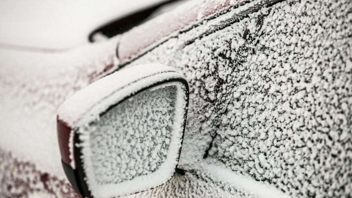 До рекорда экстремальных холодов Красноярску в этом году оставалось 10 градусов