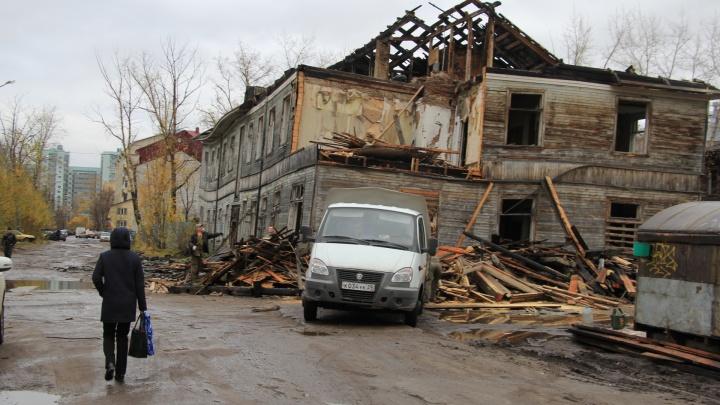 В гетто: гуляем по центру Архангельска в надежде не сломать ногу