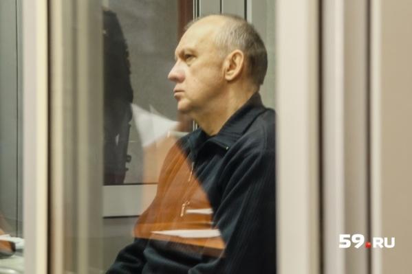 Александр Соколов не признал вину