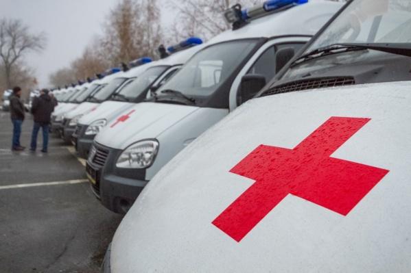 В сентябре за счёт федерального бюджета планировалось закупить всего девять машин скорой помощи
