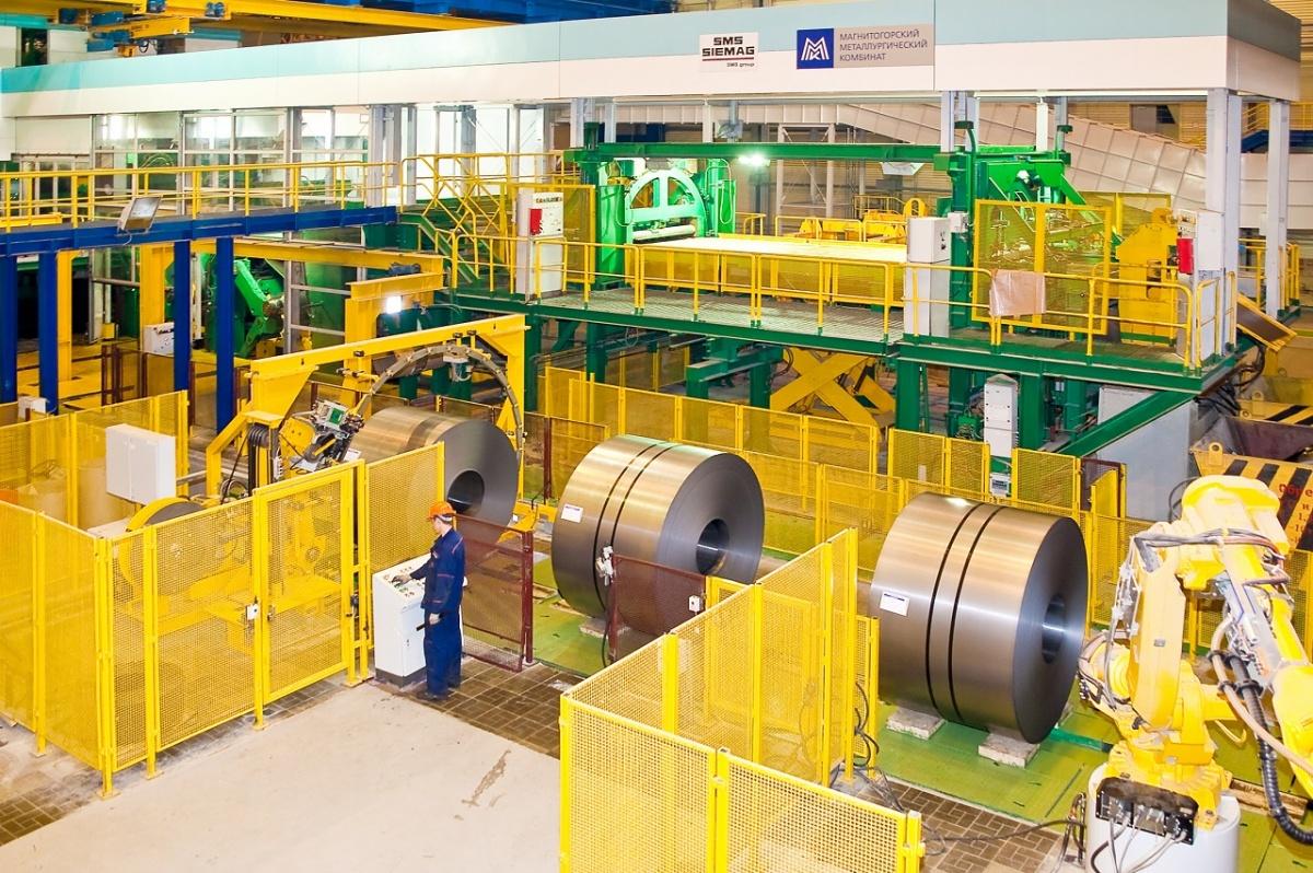 Трубная отрасль является одним из ключевых сегментов присутствия ММК на внутреннем рынке