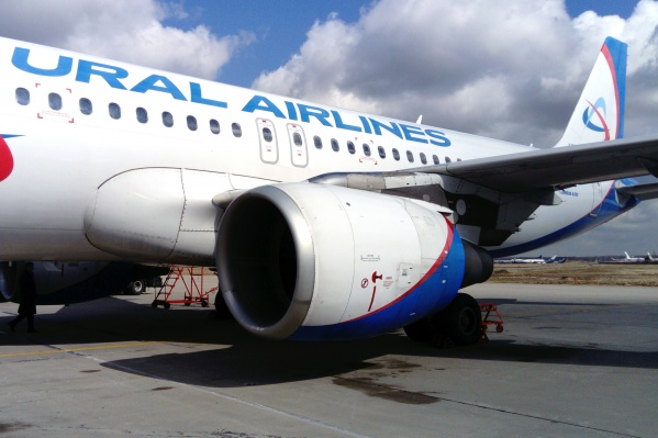 Рейс вХэфэй осуществляет авиакомпания «Уральские авиалинии»