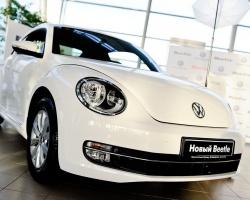 Новый Volkswagen Beetle: возвращение легенды